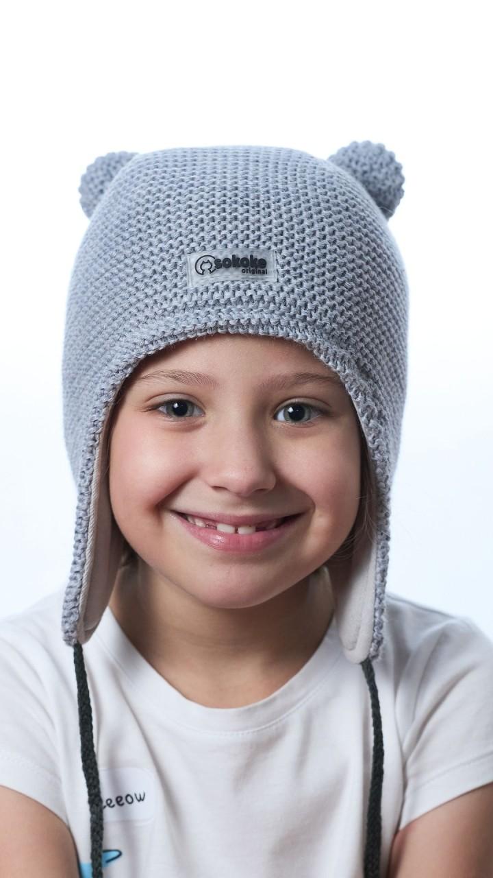 ШЗ-22061 Шапка детская, ангора