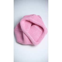 СН-2202 Снуд, розовое суфле