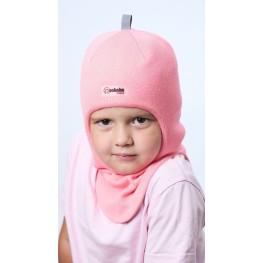 ШЛ-22011 Шапка-шлем, фламинго