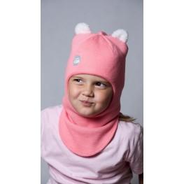 ШЛ-22062 Шапка-шлем, фламинго