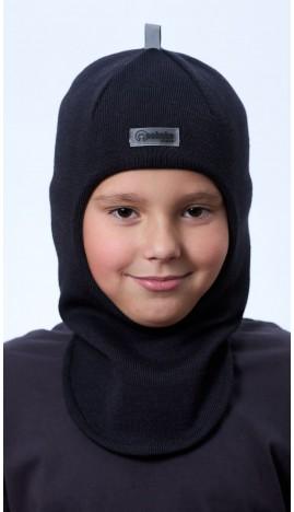 ШЛ-22011 Шапка-шлем, антрацит