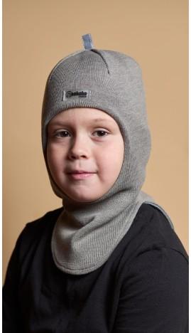 ШЛ-22011 Шапка-шлем, имбирь