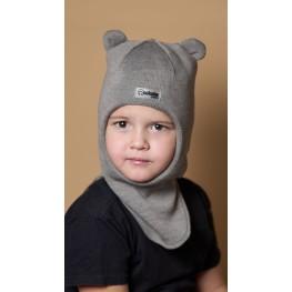ШЛ-22051 Шапка-шлем, имбирь